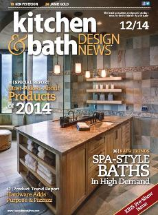 Kitchen & Bath Design News - December 2014 free download