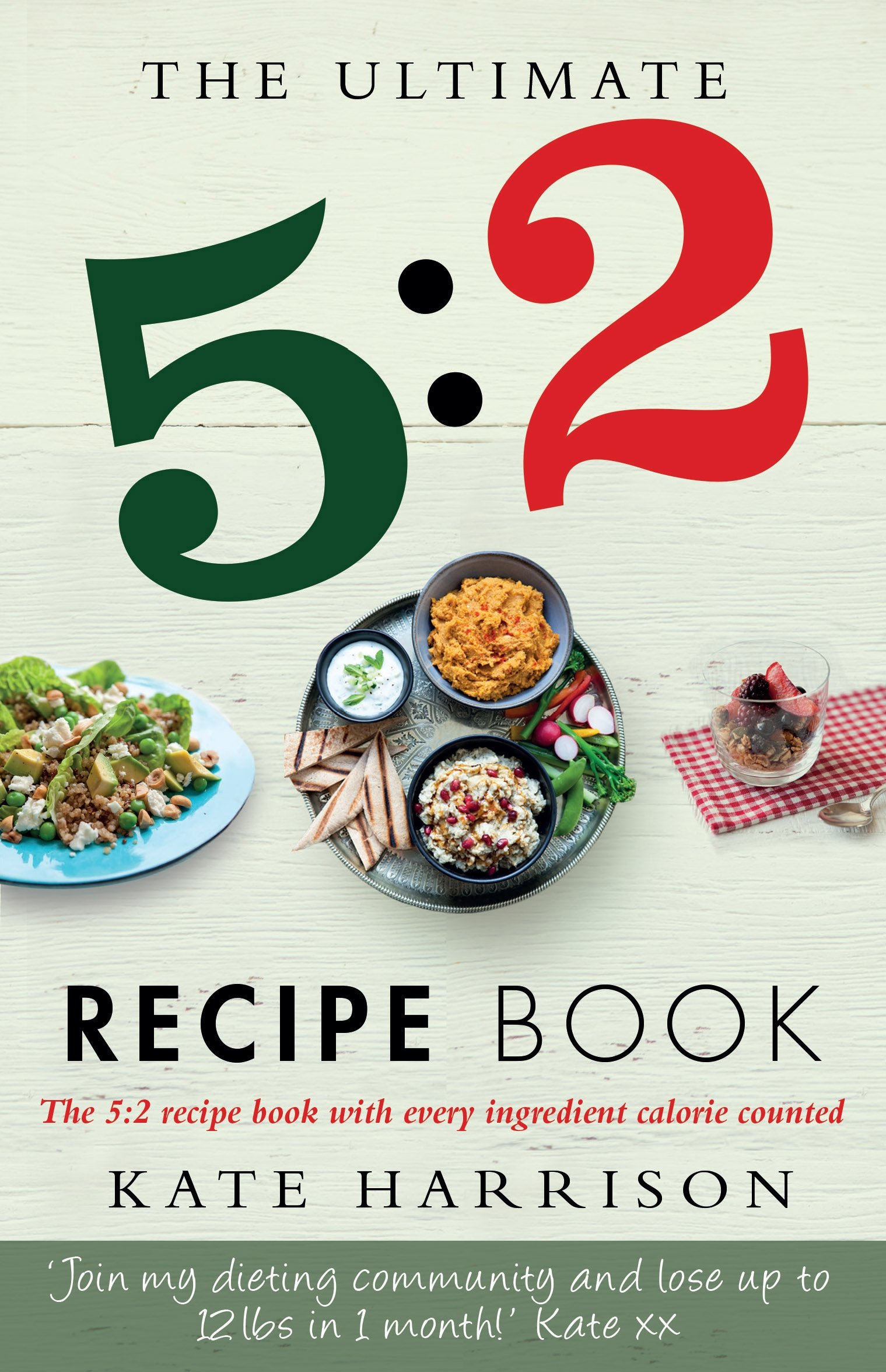 The Ultimate 5:2 Diet Cookbook (3 Books in 1) free download