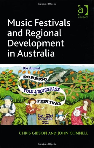 Music Festivals and Regional Development in Australia free download