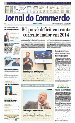 Jornal do Commercio - 22/12/2014 - Segunda free download