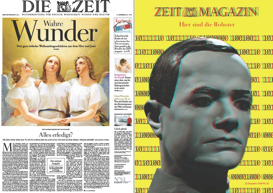 Die Zeit 53/2014 (23.12.2014) free download