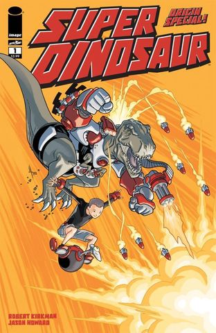 Super Dinosaur - Origin Special 001 (2011) (Repost) free download