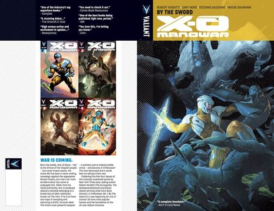 X-O Manowar v01 - By the Sword (2013) free download