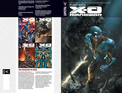 X-O Manowar v03 - Planet Death (2013) free download