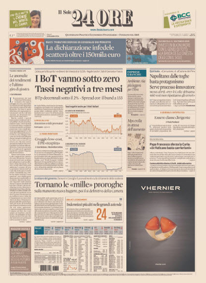 Il Sole 24 Ore - 23.12.2014 free download
