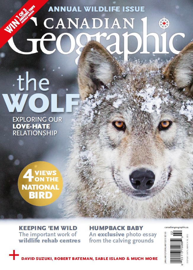 Canadian Geographic - January-February 2015 free download