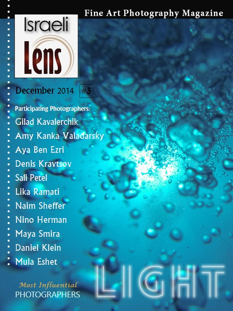Israeli Lens Magazine Issue #3: LIGHT free download