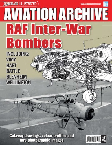 RAF Inter-War Bombers (Aeroplane Aviation Archive) free download