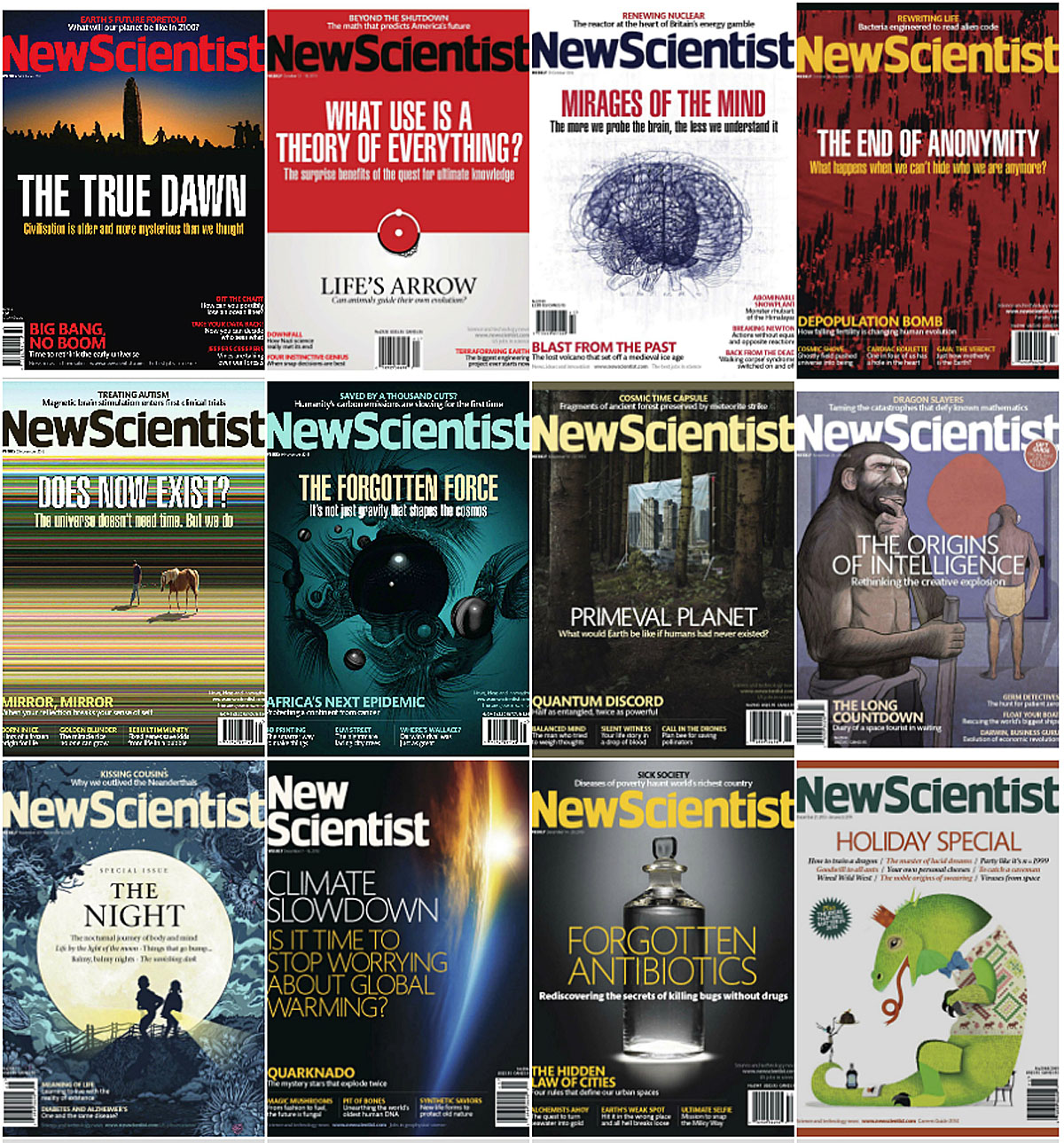 New Scientist - Full Year 2013 Issues Collection free download