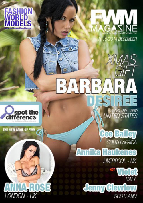 FWM Magazine - December 2014 free download
