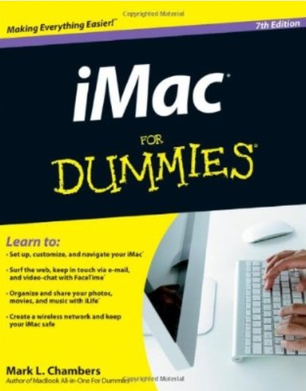 iMac For Dummies (7th edition) download dree