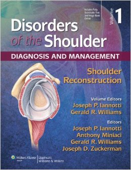 Disorders of the Shoulder, Volume 1: Shoulder Reconstruction, 3rd edition free download
