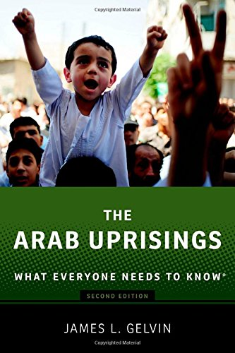 The Arab Uprisings: What Everyone Needs to Know free download