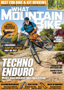 What Mountain Bike - January 2015 free download