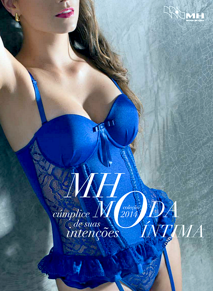 MH - Moda Intima (Lingerie Catalog) 2014 free download