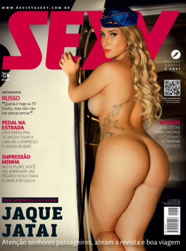Revista Sexy Brazil - Outubro 2014 free download