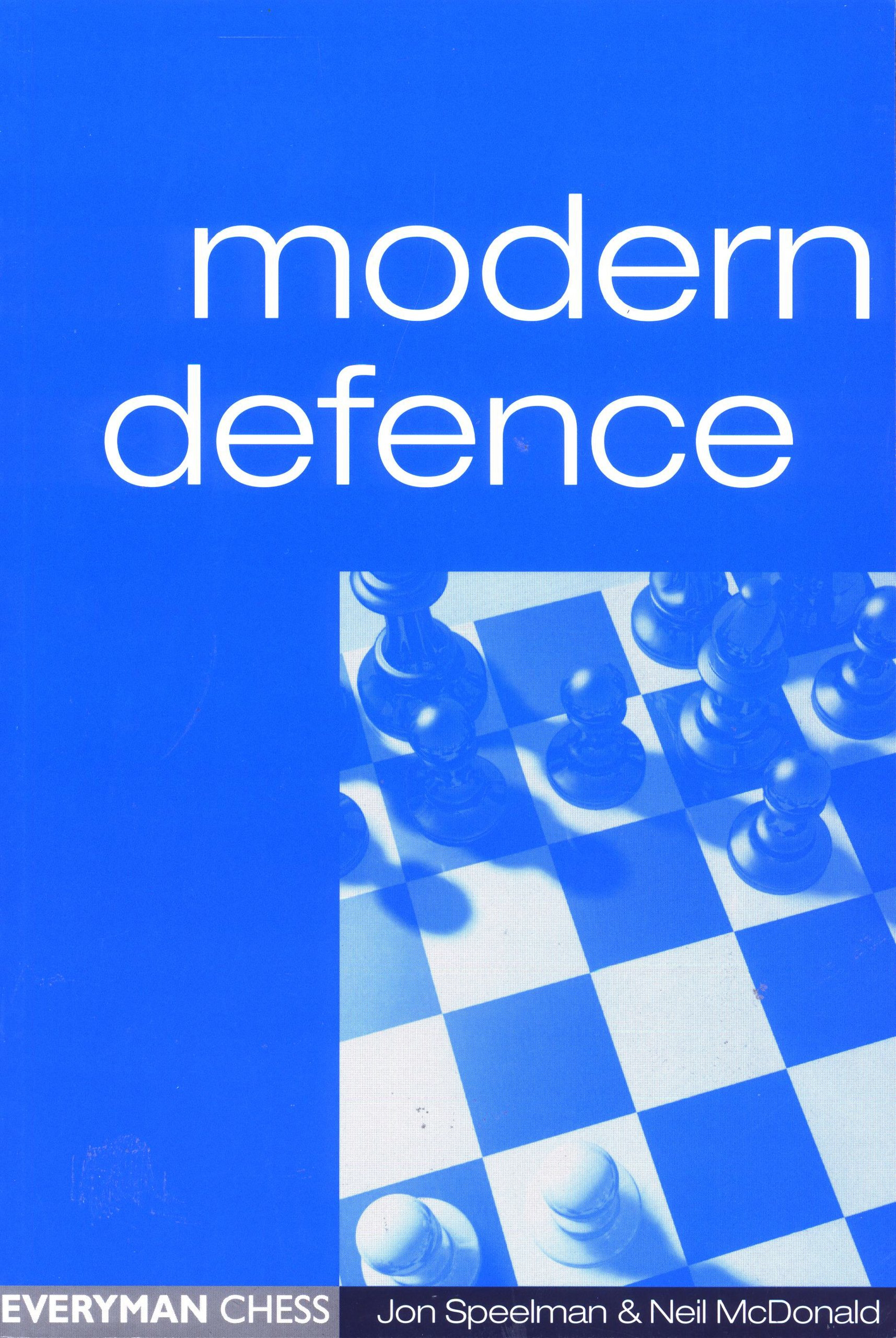 Modern Defence (Everyman Chess) free download