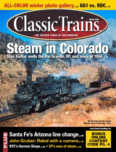 Classic Trains - Winter 2014 free download