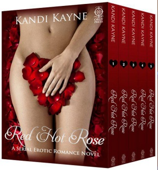 Kandi Kayne - Red Hot Rose Boxed Set free download