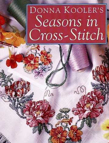 Donna Kooler's Seasons in Cross-Stitch by Donna Kooler free download