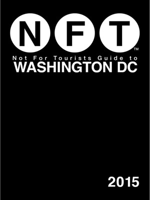 Not For Tourists Guide to Washington DC 2015 free download