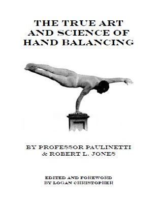 The True Art and Science of Hand Balancing free download
