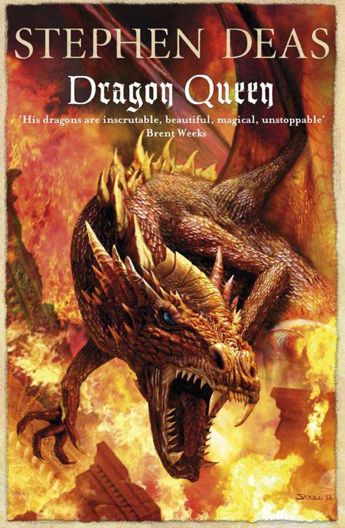 Dragon Queen by Stephen Deas free download