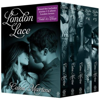 Catou Martine - London Lace Complete Series Boxed Set free download