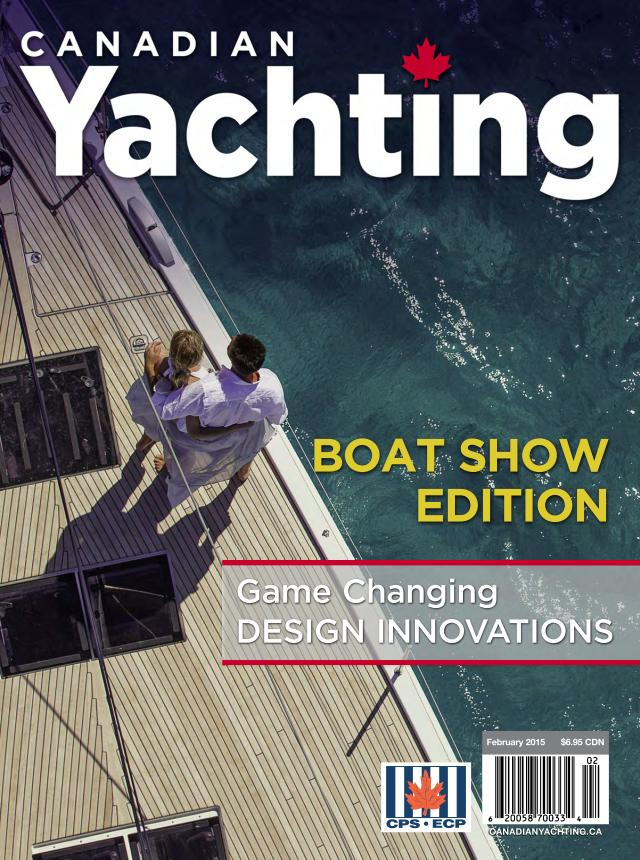 Canadian Yachting - February 2015 free download