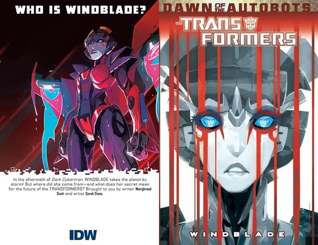 The Transformers - Windblade (2014) free download