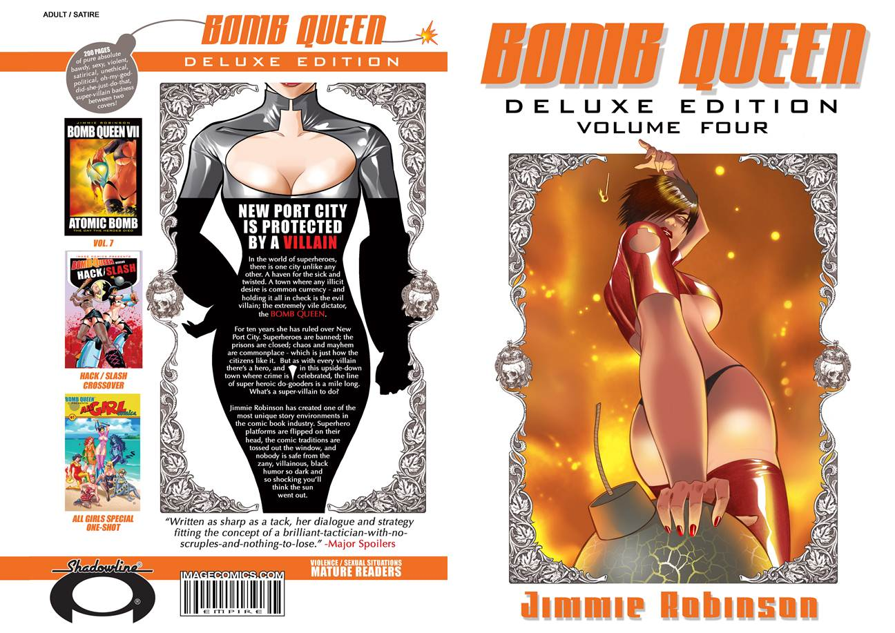Bomb Queen - Deluxe Edition Vol 4 (2013) free download