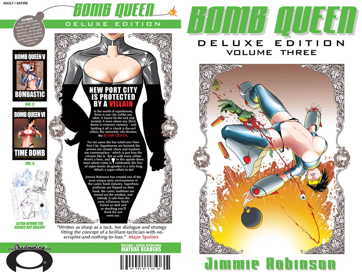 Bomb Queen - Deluxe Edition Vol 3 (2013) free download