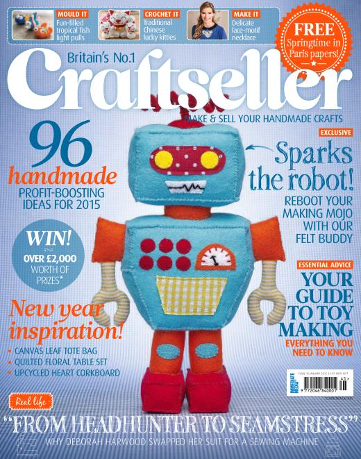 Craftseller - January 2015 download dree