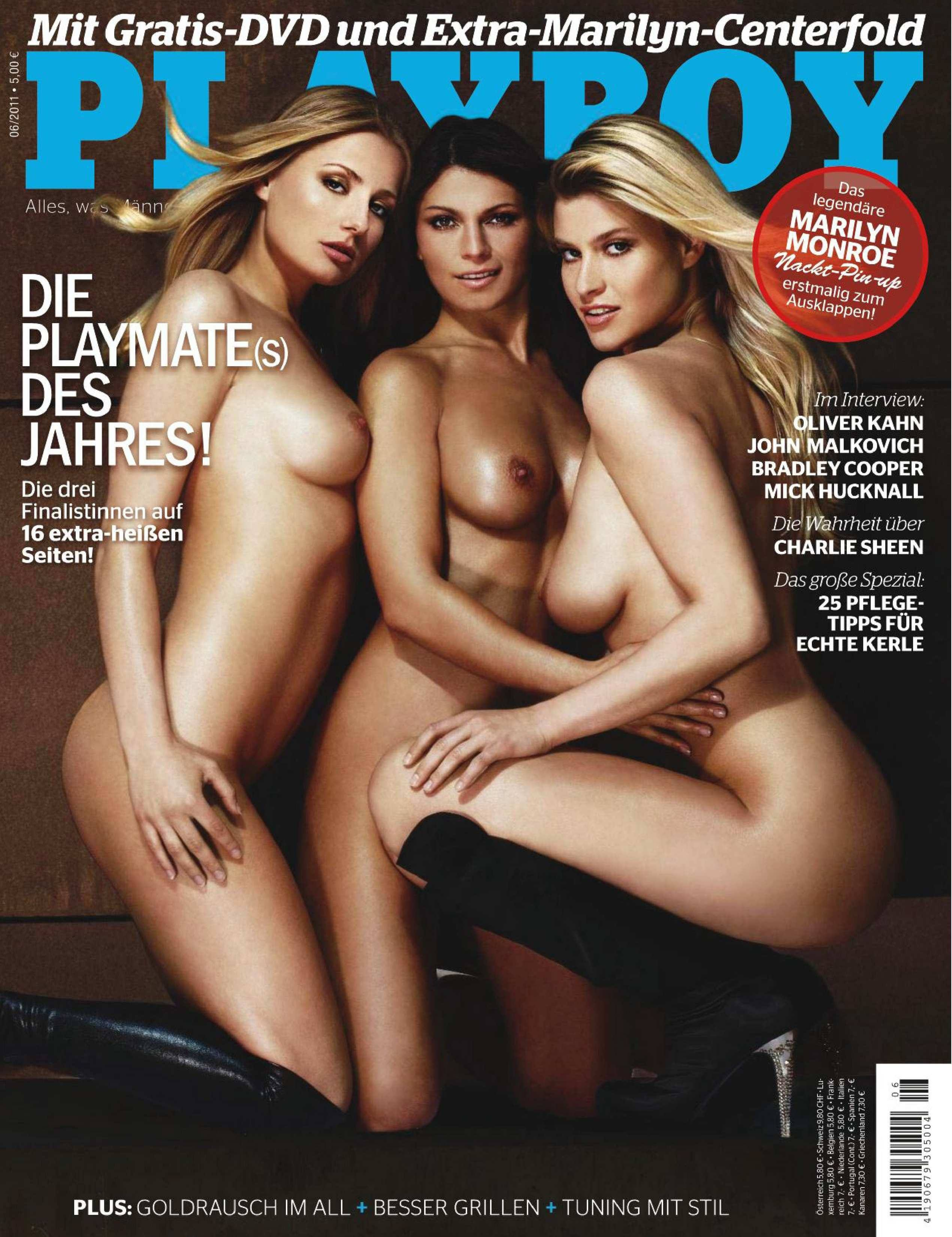 Playboy Germany - June 2011 free download