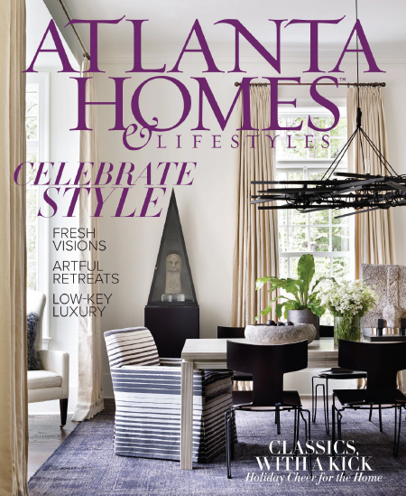 Atlanta Homes & Lifestyles - December 2014 free download