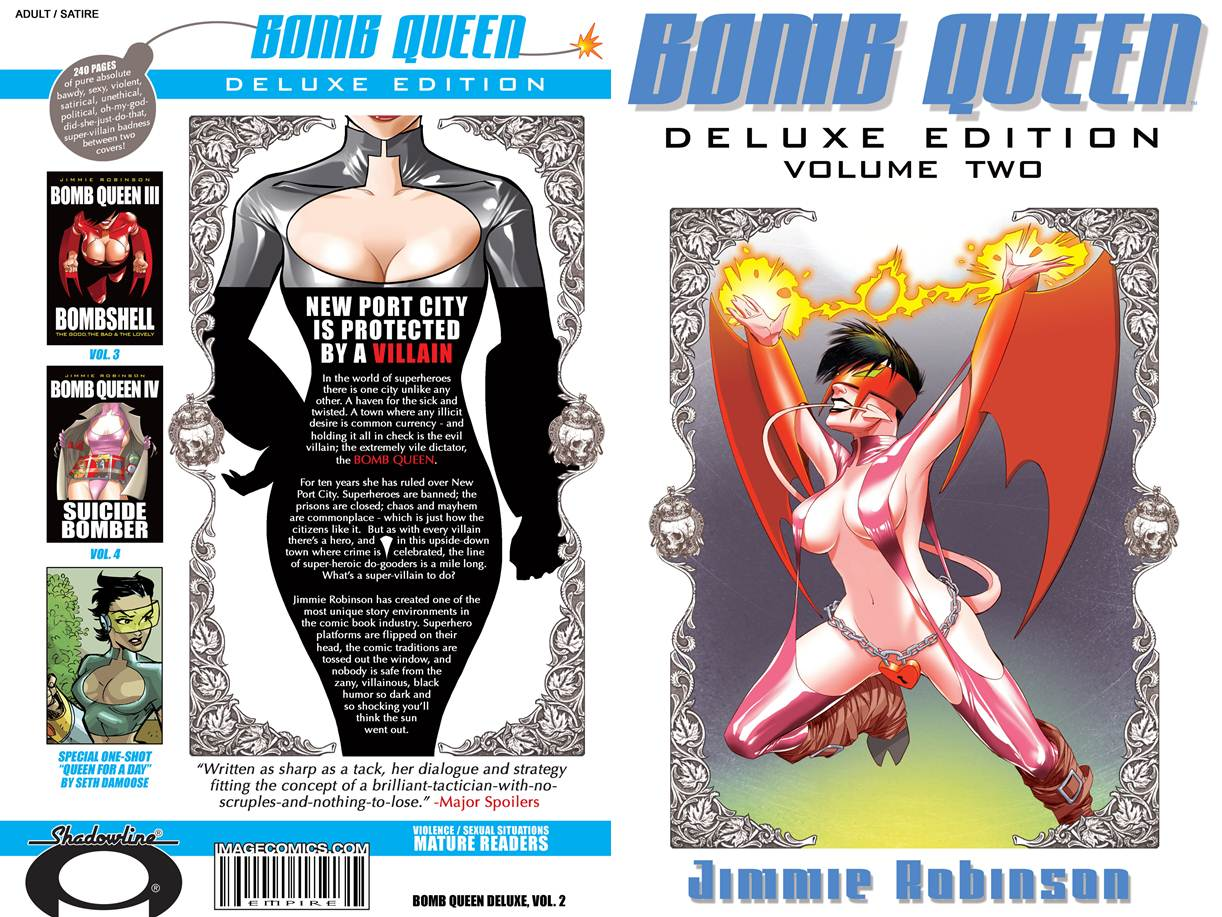 Bomb Queen - Deluxe Edition Vol 2 (2013) free download