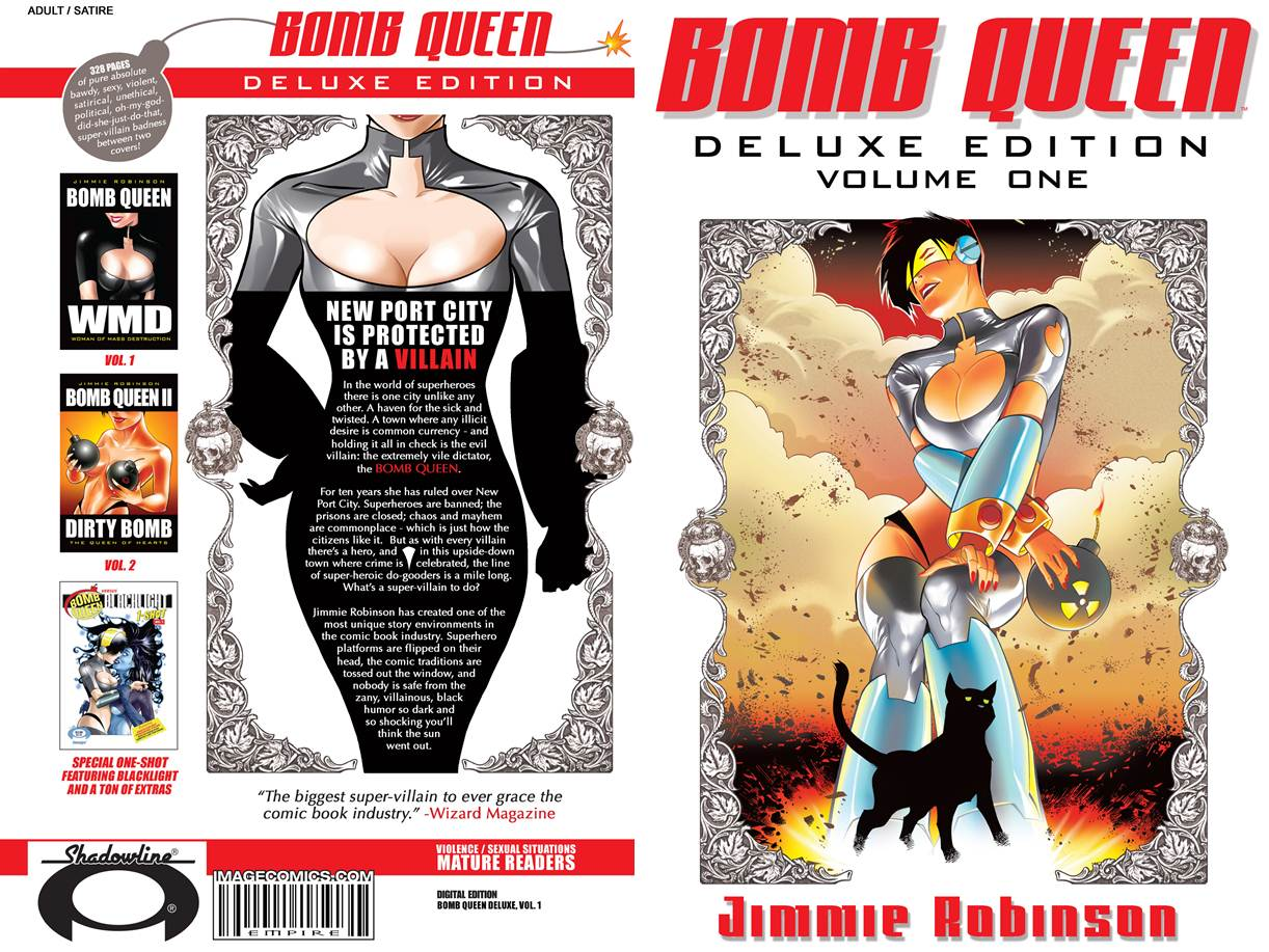 Bomb Queen - Deluxe Edition Vol 1 (2013) free download