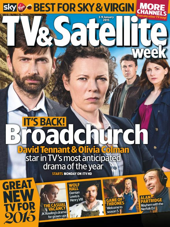 TV & Satellite Week - 3 January 2015 download dree