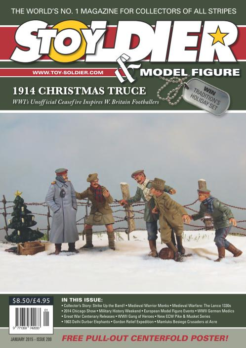 Toy Soldier & Model Figure - January 2015 free download