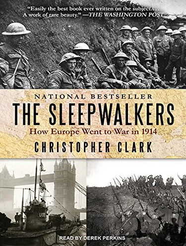 The Sleepwalkers: How Europe Went to War in 1914 download dree
