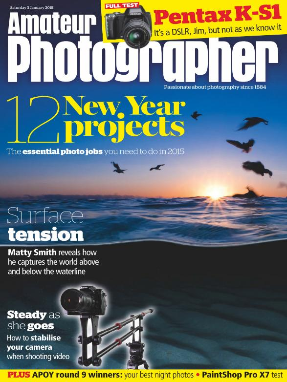 Amateur Photographer - 3 January 2015 free download