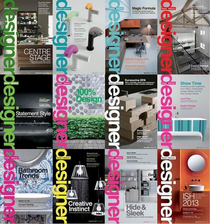 Designer Kitchen Bathroom Magazine 2013 2014 Full