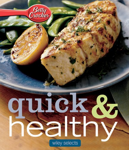 Betty Crocker Quick & Healthy Meals: HMH Selects free download