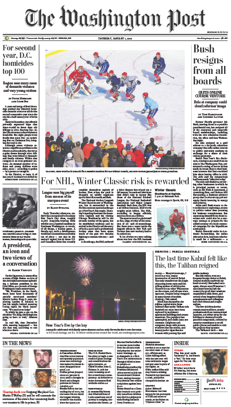 The Washington Post from Thursday, 01. January 2015 free download