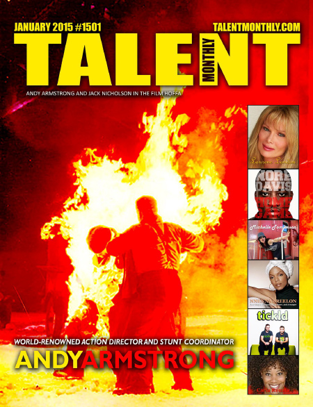 Talent Monthly - January 2015 free download