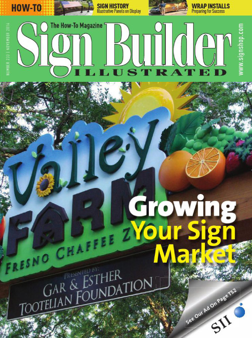 Sign Builder Illustrated - November 2014 free download