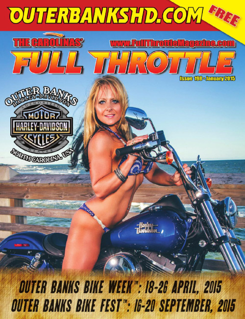 Full Throttle #198 - January 2015 free download