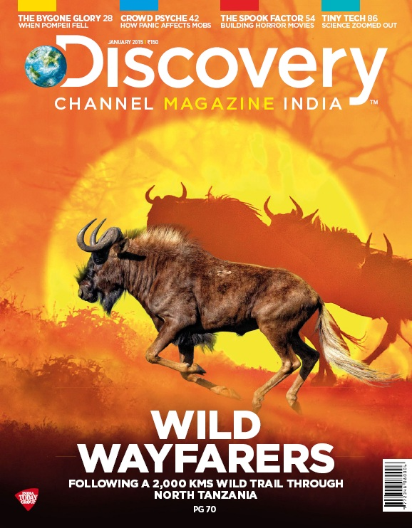 Discovery Channel Magazine India - January 2015 - Free