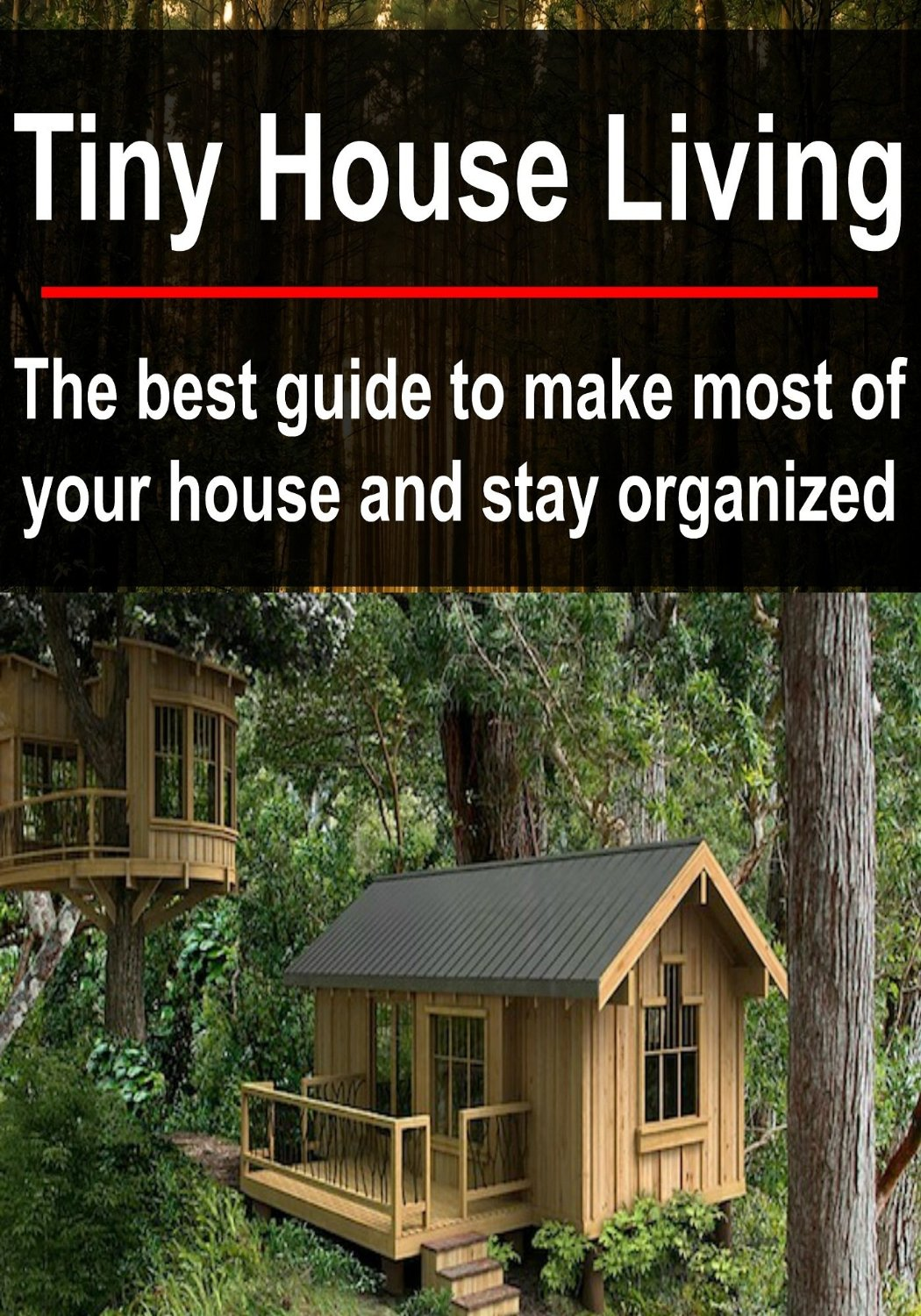 Tiny House Living: The Best Guide to Make Most of Your House and Stay Organized free download