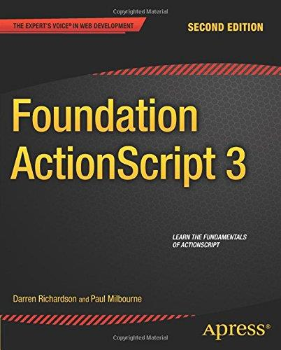 Foundation ActionScript 3, 2nd edition free download